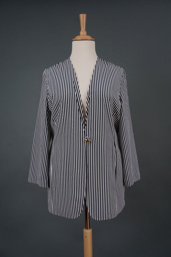 Striped jacket Price