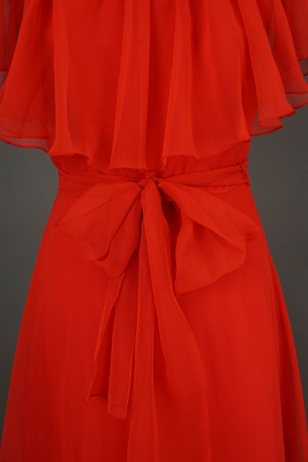 3ef043955488e0 Red dress by