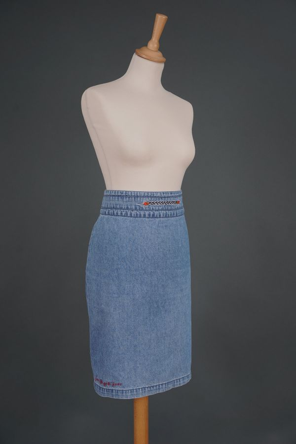 Jeans skirt by