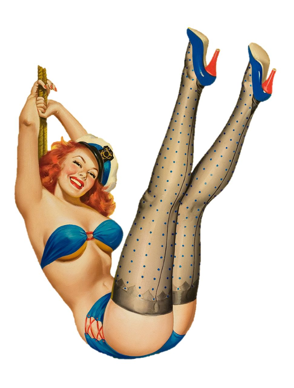 Pin-up subculture